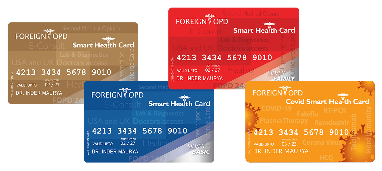 Smart Health cards